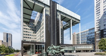 Real I.S. verkauft erfolgreich Unilever-Zentrale in Rotterdam an Aegila - Quelle: NL Real Estate/Knight Frank
