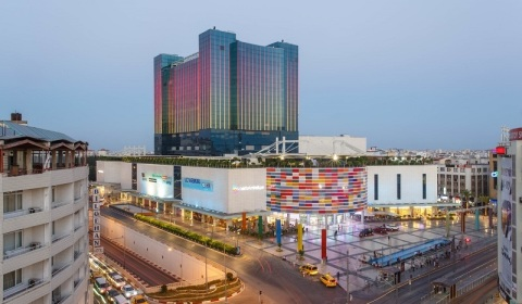 MarkAntalya Shopping Center in Antalya, Türkei - Quelle: Apleona