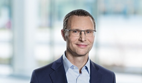 Urheber/ Copyright: Adele Marschner - Bild: Thomas Müller, Head of Digital Transformation bei der Union Investment Real Estate GmbH - Quelle: Union Investment