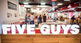 POS4 Five Guys