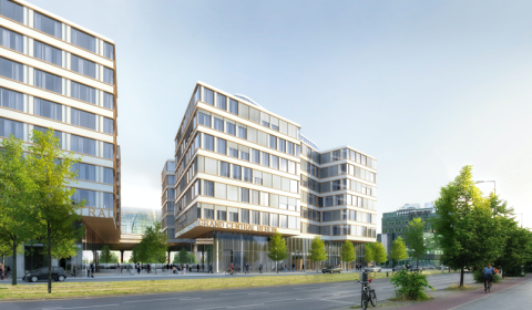 EDGE Grand Central in der Europacity - Quelle: OVG Real Estate