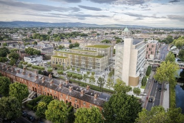 Union Investment erwirbt projektierte Büroimmobilie in Dublin