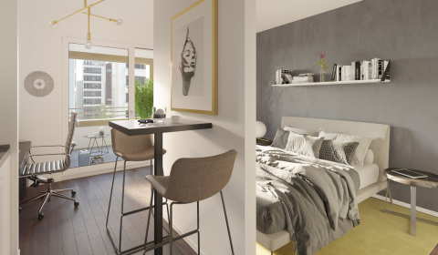 Studio Apartment GREAT EAST