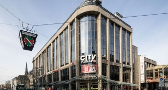 City Poin Bochum Shopping Center Copyright Prelios Immobilien Management.