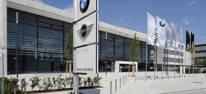 BMW Group, IT-Center, München - (c)BMW Group