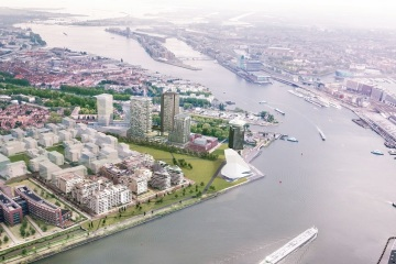 "Union Investment startet Bau der ""Y-Towers"" in Amsterdam"