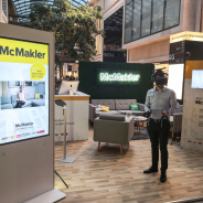 Eindruck vom McMakler Pop-up-Store in Berlin (Foto: McMakler)