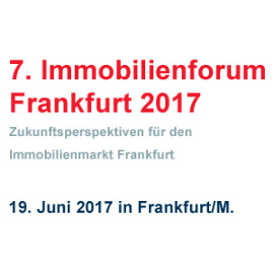 7. Immobilienforum Frankfurt 2017