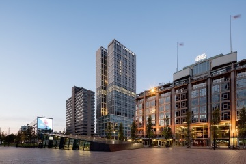 Union Investment vermietet 5.700 m² an Rabobank in Rotterdam