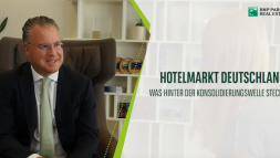 Alexander Trobitz, Head of Hotel Services der BNP Paribas Real Estate GmbH