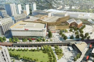 Westfield London wird größtes Shopping-Center Europas
