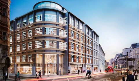 Procession House, London - Quelle: Union Investment