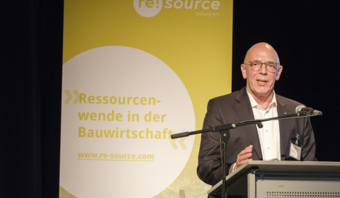 Rolf Brunkhorst,  Vorstand re!cource Stiftung e. V.,   | Bildquelle: re!source Stiftung e. V.