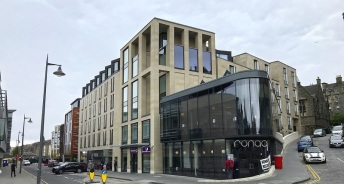 Premier Inn Edinburgh - Quelle: Union Investment