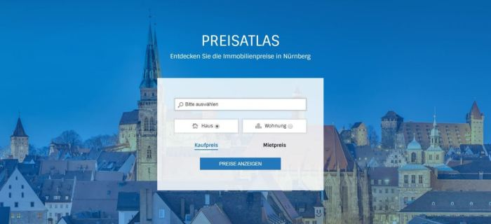 IMMOPARTNER PREISATLAS