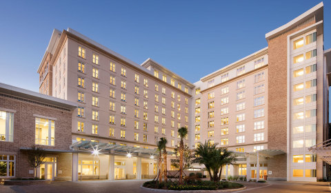 Hyatt House, Hyatt Place, Charleston (c) UI