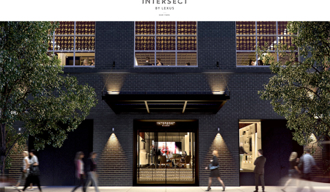 Intersect by Lexus New York (c) UI