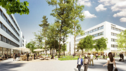 Siemens Campus, Erlangen, Deutschland © Siemens Real Estate.