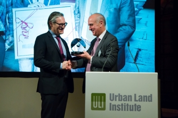 "Urban Land Institute ernennt ECE-Chef Alexander Otto zum ""ULI Life Trustee"""
