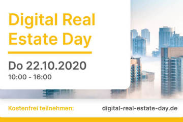 Expo Real abgesagt: Branche organisierte Digital Real Estate Day