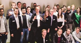 Quelle: blackprint Booster, Gründer, Partner und Booster-Team der 1. Generation.