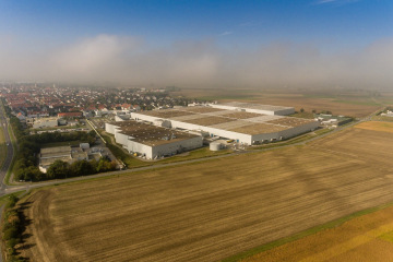 CBRE Global Investors kauft Logistikpark Trebur von DLH