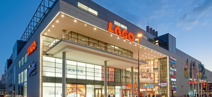 LAGO Shopping Center Copyright Union Investment