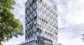 München, HIGHRISE one - copyright: Rainer Taepper, Lindner Group