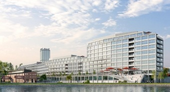 B:HUB in Berlin - Quelle: Colliers