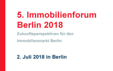 5. Immobilienforum Berlin 2018