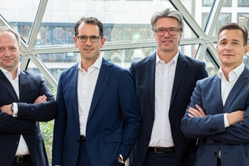 Team um Christoph Wittkop gründet Sonar Real Estate und erwartet zum Start 1,2 Mrd. Euro Assets under Management